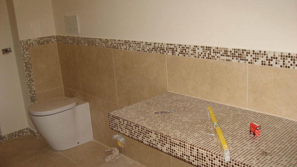 Fabulous design bagno h altezza bagno altezza accessori - Altezza mattonelle bagno ...